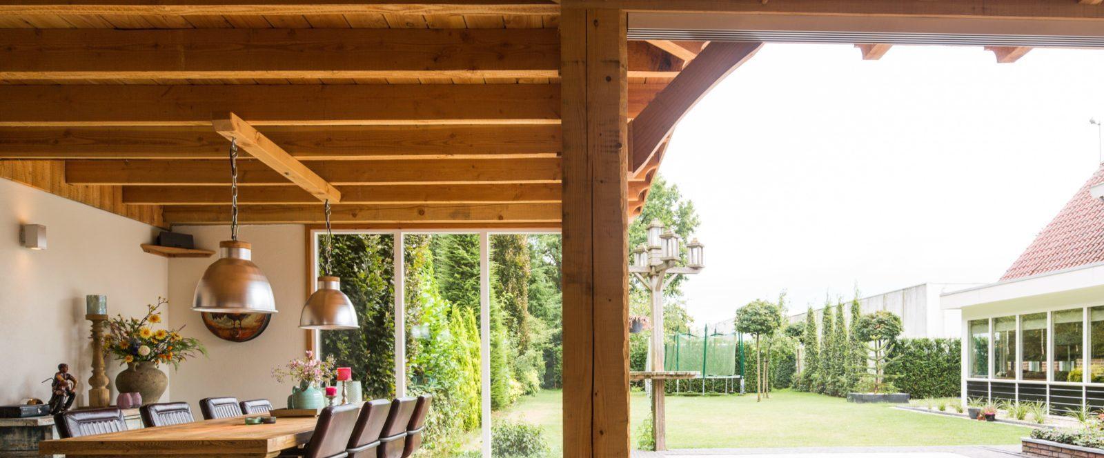 Terrasoverkapping of veranda kopen? | Veranda Gelderland