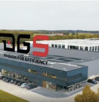 Nieuwbouw Bedrijfspand DGS Processing Solutions