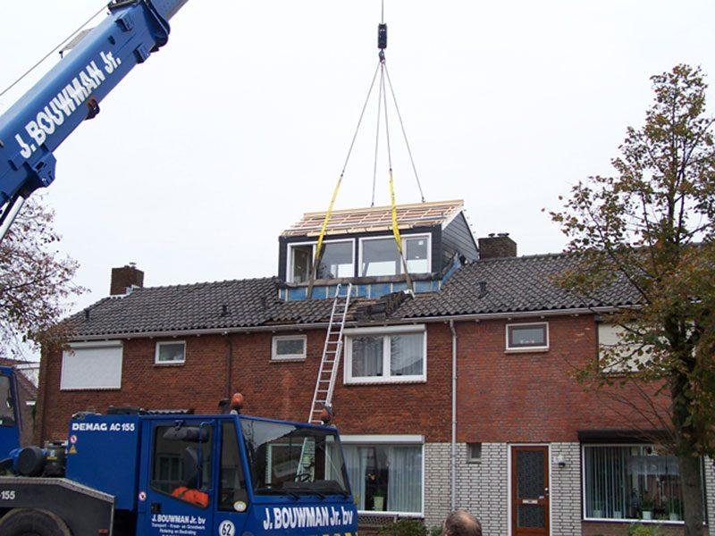 Proces dakverbouwing