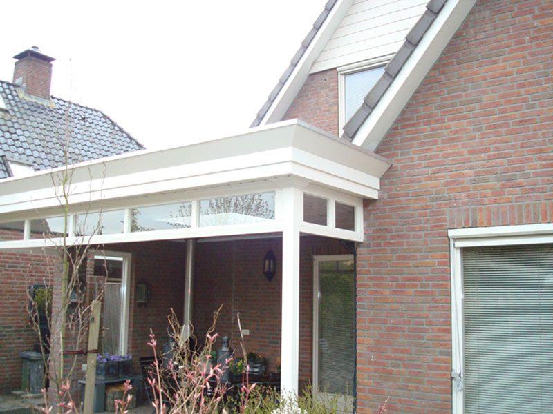 Veranda verbouw bouwbedrijf mario wesseling for Offerte veranda
